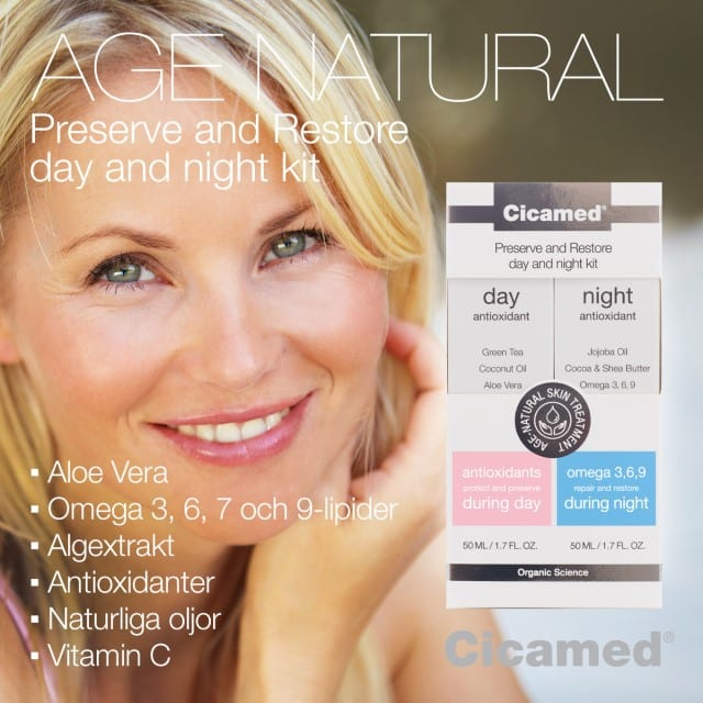 AGE Natural Day and Night kit